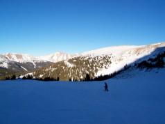 American Rockies, Snowboarding tour 2007