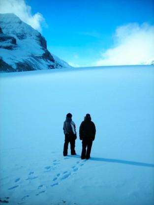 Colombia Glacier, Canada 2007