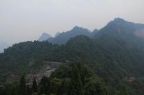 Wudanshan, Tectonics conference 2015