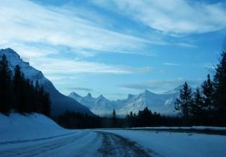 Canadian Rockies, 2007