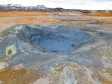 Myvatyn geothermal field, Iceland 2015