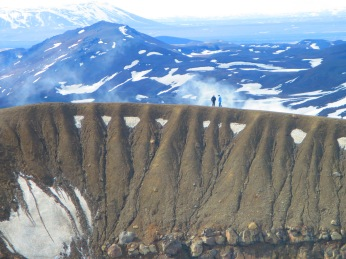 Viti crater, Iceland 2015