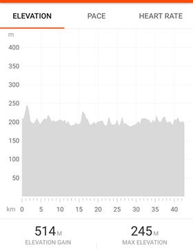 Kielder marathon hills