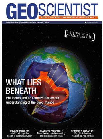 Geoscientist Cover